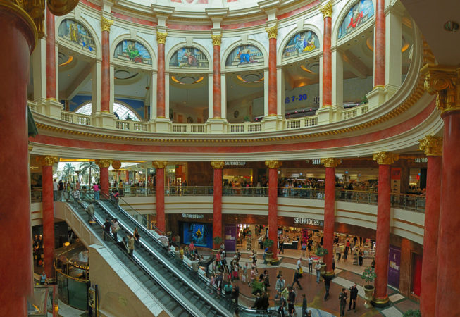 trafford centre; manchester; england; shopping; retail; busy; photostich