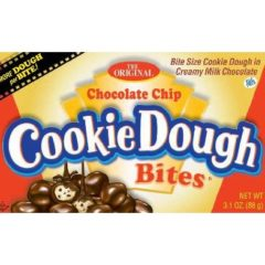 Cookie Dough Bites – Chocolate Chip Box (88g)