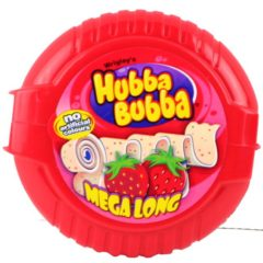 Hubba Bubba – Red Strawberry Tape