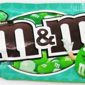 M&M Mint Chocolate Packet
