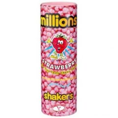 Millions Strawberry Shakers Tube