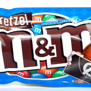 *NEW* M&M Pretzel Chocolate Packet