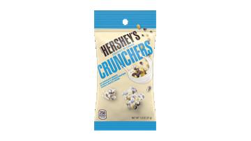Hersheys Crunchers Cookies 'N' Creme (51g)