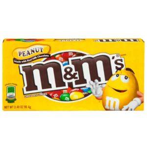 M&m Peanut (87.9g)