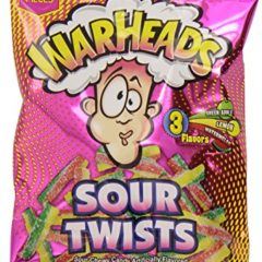 Warheads Sour Twists 4oz (113g)