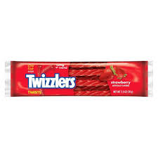 Twizzlers Twists Strawberry (70g)