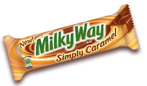 MilkyWay Simply Caramel (54.1g)