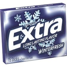 Extra Winter Fresh Gum