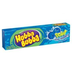 Hubba Bubbas Sour Blue Raspberry