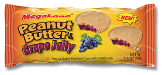 Peanut&Butter Grape Jelly(43g)