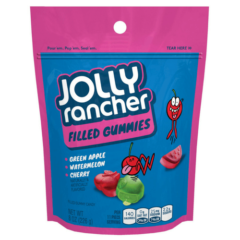 Jolly Rancher Filled Gummies (226g)