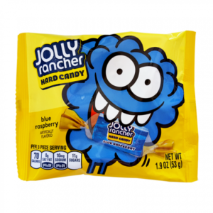 Jolly Ranchers Hard Candy Blue Raspberry(53g)