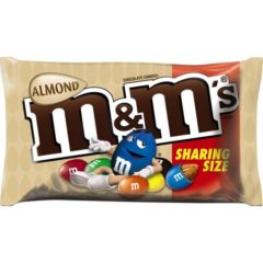 M&Ms Almond and Chocolate Sharing Size Bag 80.2g