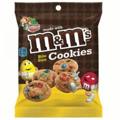 M&Ms Cookie Bites Bag (51g)