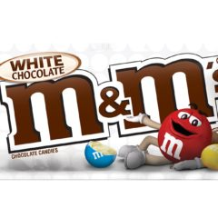 M&M's White Chocolate Candies 42.5g