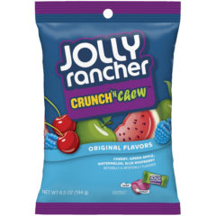 Jolly Ranchers Crunch and Chew ( 184g)