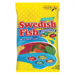 Swedish Fish Assorted (226g)