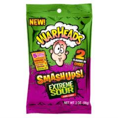 Warheads Smashups Extreme Sour Hard Candy(56g)