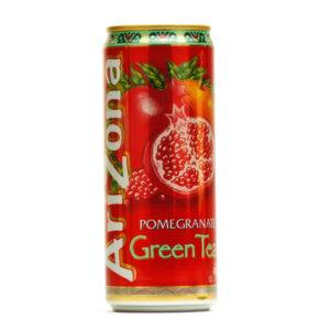 Ari Zona Pomegrante Green Tea(500ml)