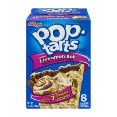 Pop Tarts Cinnamon Roll (400g)