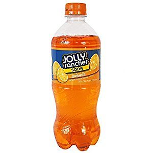 Jolly Rancher Orange Soda(591ml)