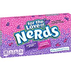 Nerds Strawberry and Grape (141.7)