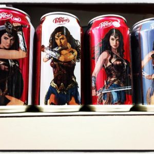 Dr Pepper Wonder Women (355ml)