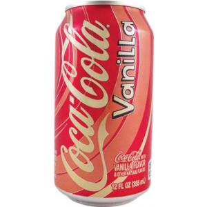 Coca Cola Vanilla (355ml)
