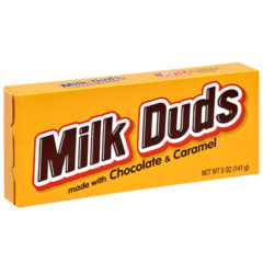 Milk Duds Chocolate and Caramel (141g)