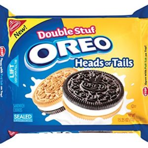 Heads Or Tails Double Stuff Oreo (432 g)