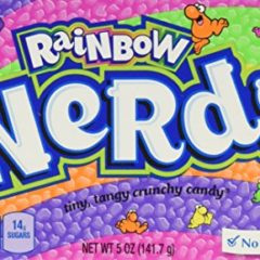 Nerds Rainbow (141.7g)