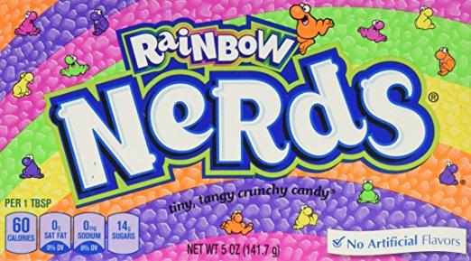 Nerds Rainbow (141.7g)