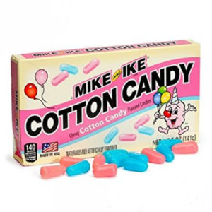 Mike and Ike Cotton Candy (141g)