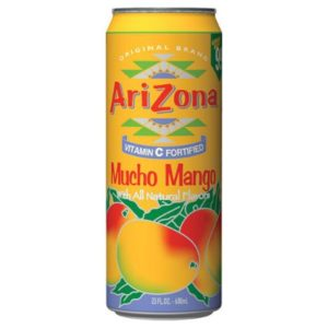 Ari Zona Mucho Mango Fruit Juice Cocktail(680ml)