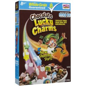 Lucky Charms Chocolate Cereal(453g)