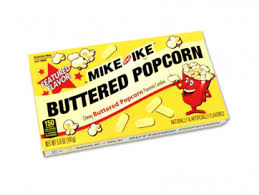 Mike and Lke Buttered Popcorn (141g)