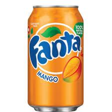 Fanta Mango (355 ml)