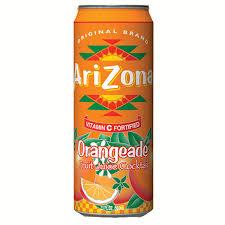 Ari Zona Orangeade(680ml)