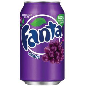 Fanta Grape (355ml)