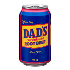 Dads Old Fashioned Root Beer (355ml)