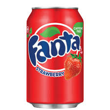 Fanta Strawberry (355 ml)