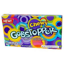 Gobstoppers Chewy (106.3g)