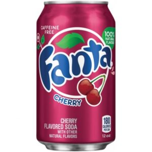 Fanta Cherry (355 ml)