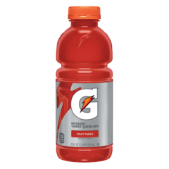 Gatorade Fruit Punch(591ml)