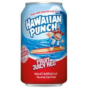 Hawaiian Punch Fruit Juicy Red (355ml)