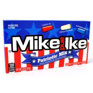 mike and like Patriotic Mix (141g)