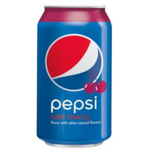 Pepsi Wild Cherry (355ml)