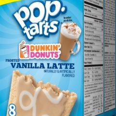 Pop Tarts Frosted Vanilla Latte (400 g)