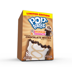 Pop Tarts Chocolate Mocha (400g)