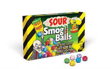 Sour Smog Balls Toxic Waste(85g)
